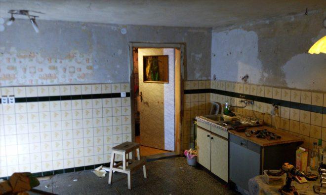 Küche fertig