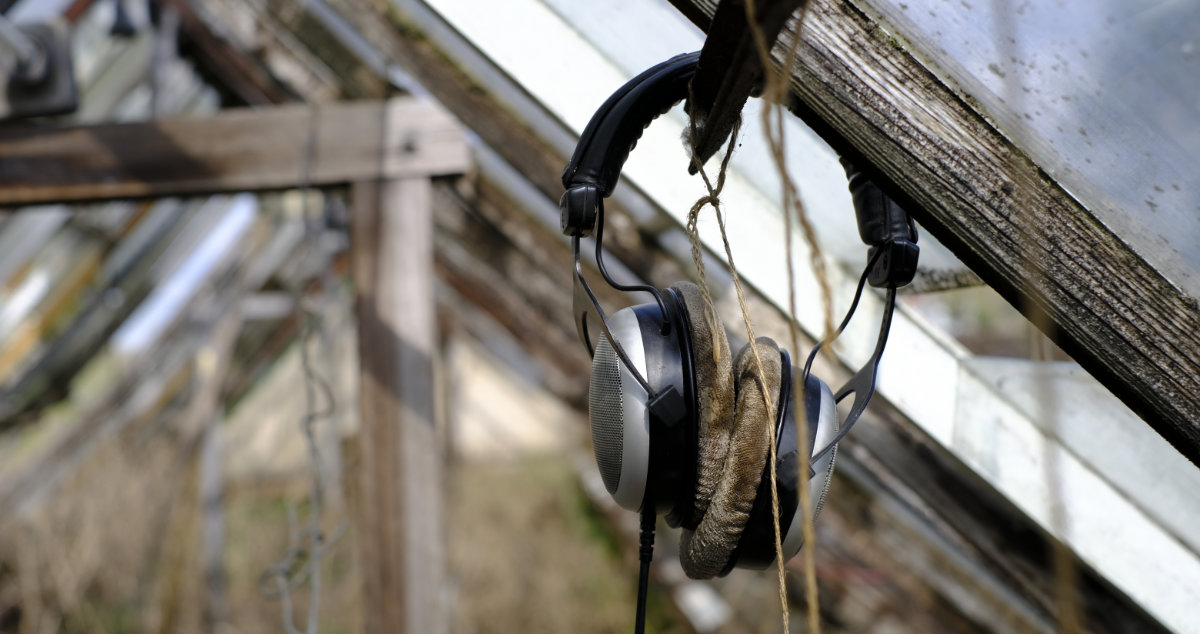 Podcast für den Garten
